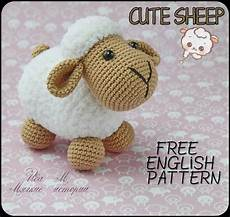 amigurumi sheep free pattern crochet msa plus