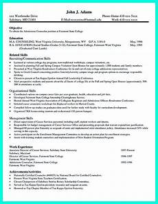 Resume Format For College Applications Write Properly Your Accomplishments In College Application