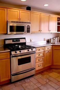 armadietti legno stufa inossidabile degli armadietti di legno della cucina