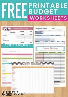 Printable Budget Sheet 5 Reasons To Use Free Printable Budget Worksheet Templates