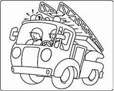 Ausmalbilder Feuerwehr Einfach Feuerwehrauto Zum Ausmalen Ausmalbilder F 252 R Kinder