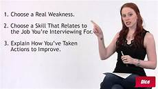 What Is Your Biggest Weakness Interview Question How To Answer What S Your Biggest Weakness Youtube