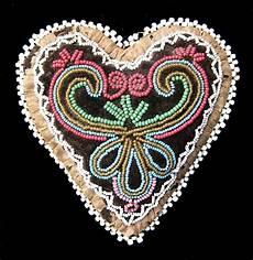 historic iroquois and wabanaki beadwork early beaded
