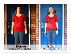 weight loss before after photos 6 months of thm update