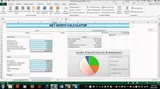 Best Net Worth Tracker Net Worth Tracker Spreadsheet With Net Worth Spreadsheet