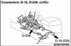 Code No 74 G And Yaw Rate Sensor Communication Line Fault