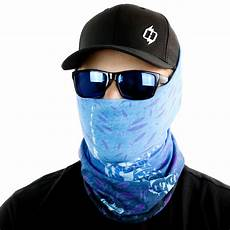 mask sleeve marlin fishing bandana sun protection apparel by hoo rag