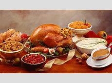 Thanksgiving Dinner, Courtesy of the Farmers Market