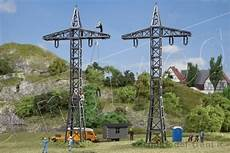 tralicci per auhagen 42630 tralicci per linee elettriche ad alta