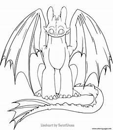 ausmalbilder dragons die reiter berk