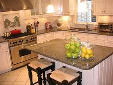 kitchen countertop decor ideas kitchen granite countertop design ideas 15 easy ways to