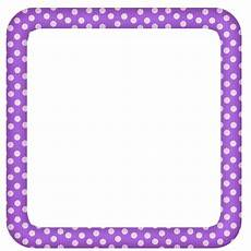 purple large transparent dotted photo frame gallery