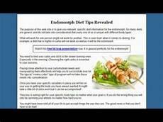 endomorph diet 3 tips that will always work