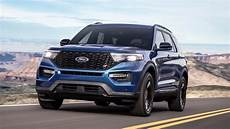 2020 Ford Explorer Linkedin by Naias 2019 All New Ford Explorer Flaunts St Hybrid