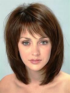 frisuren dickes haar mittellang 20 medium hairstyles for faces tips magment