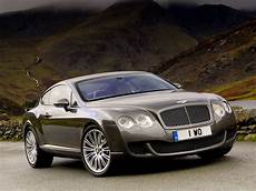 cars and cars 2010 bentley continental gt
