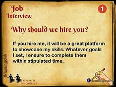 How To Answer Why Should We Hire You 15 Top Job Interview Questions With Perfect Answers