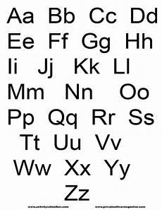 Alphabet Letters Printable Mixer Printable Alphabets