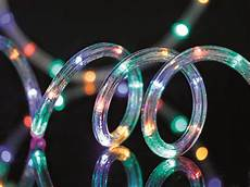 Outdoor Multi Coloured Rope Lights 12m Multi Coloured Led Christmas Party Indoor Outdoor