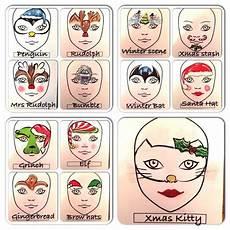 Face Painting Chart Pin De Ida Frank En Face Painting Ideas Face Painting