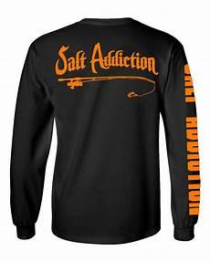 salt sleeve shirts for futuro salt addiction sleeve saltwater fishing t shirt