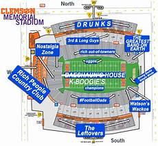 Memorial Chart A Judgmental Seating Chart Of Memorial Stadium