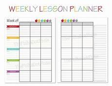 Student Subject Planner The Polka Dot Posie New Teacher Amp Homeschool Planners