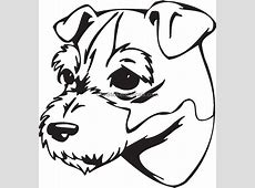 Jack Russell Terrier Dog Sticker & Decal   Car Stickers Decals