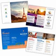 Travel Brochure Cover Design Travel Brochure Templates Make A Travel Brochure Venngage