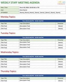 staff meeting agenda templates staff meeting agenda template write an effective agenda
