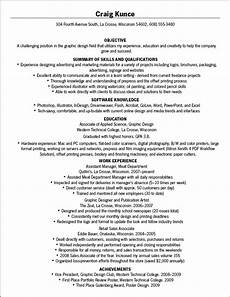 Bad Resume Example 4 Bad Resume Examples Craig Kunce