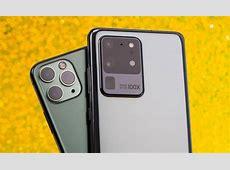 Samsung Galaxy S20 Ultra ? iPhone 11 Pro Max ???????? ?