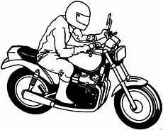 rennfahrer motorrad ausmalbild malvorlage die weite welt