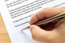 Resign Later Sample Resignation Letter With A Reason For Leaving