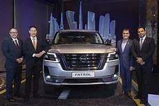 nissan patrol facelift 2020 2020 nissan patrol facelift 4 0l v6 and 5 6l v8 carplay