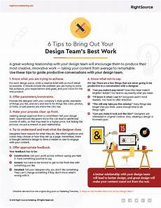 What Skills Can You Bring 6 Tips To Bring Out Your Design Team S Best Work