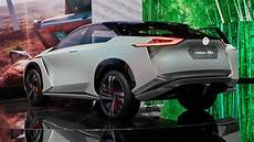 nissan 2020 electric car nissan electric crossover due in 2020 closely follows imx