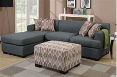 montreal grey fabric sofa and loveseat set a sofa