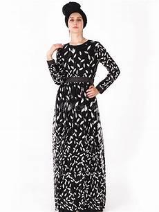 Arabische Muster Malvorlagen Hochzeit Moslemisches Abendkleid Frauen Blatt Muster Lange H 252 Lsen