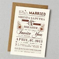contoh kata undangan pernikahan online contoh konsep undangan pernikahan indonesia templates free