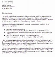 Data Scientist Cover Letter Data Scientist Cover Letter Example