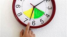 genius parenting trick help tell time and stay in
