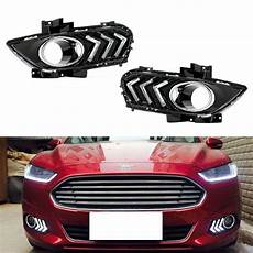 2013 Ford Fusion Fog Lights Exact Fit