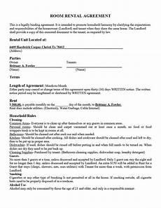 Rent Contracts Samples Rent Contracts Samples