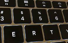 Does Macbook Air Keyboard Light Up How To Disable Keyboard Backlighting On Macbook Pro Or Air