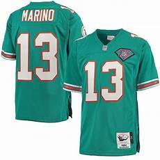 Mitchell And Ness Throwback Jersey Size Chart Mens Miami Dolphins Dan Marino Mitchell Amp Ness Aqua
