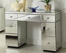 bevelled mirrored dressing table furniture glass with