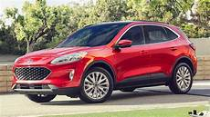 2020 ford escape 2020 ford escape pricing revealed with small increase