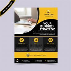 Free Business Flyer Design Creative Business Flyer Design Vector Premium Download