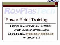 Powerpoint Rules Powerpoint Training Ten Golden Rules For Making
